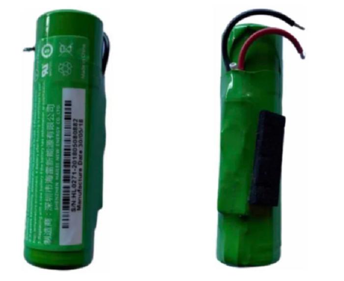 Bateria de Lithium Máquina Wahl Cordless