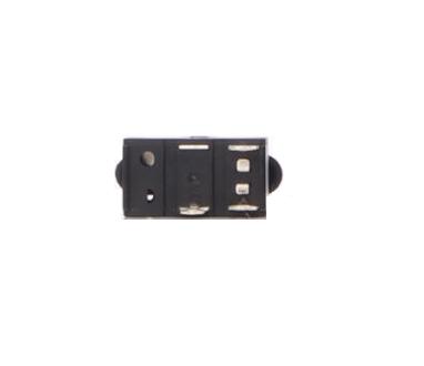 Chave Interruptor 10A Secador de Cabelo Taiff Azul