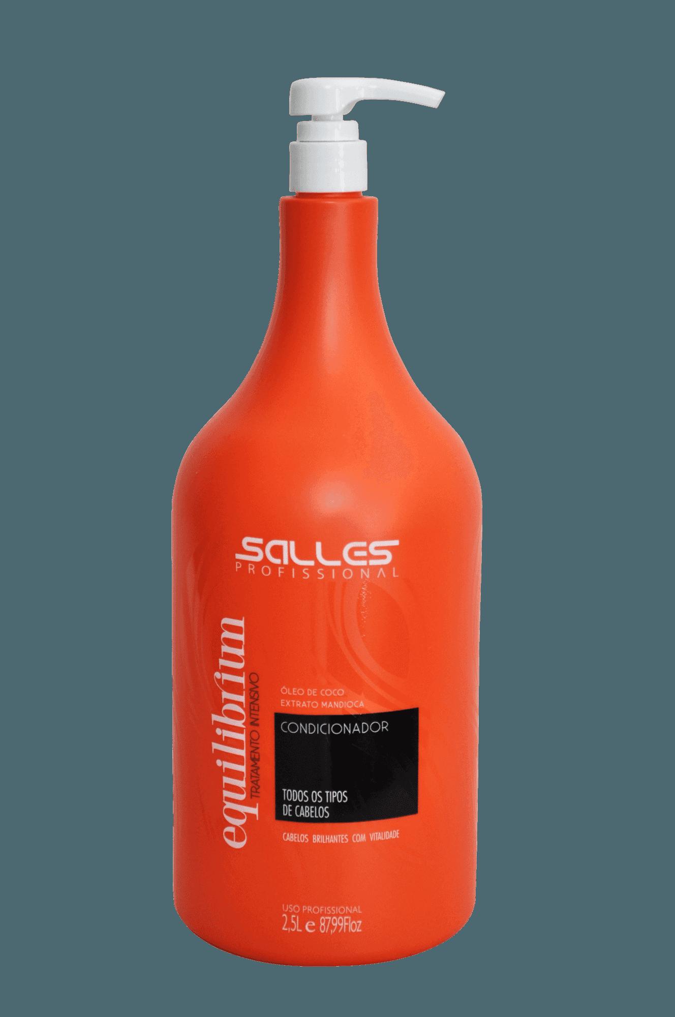 Condicionador Equilibrium Salles Profissional 2,5L