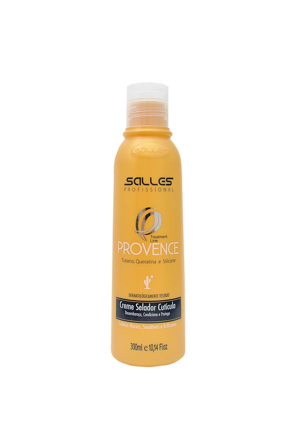 Creme Silicone Provence Salles Profissional 300ml