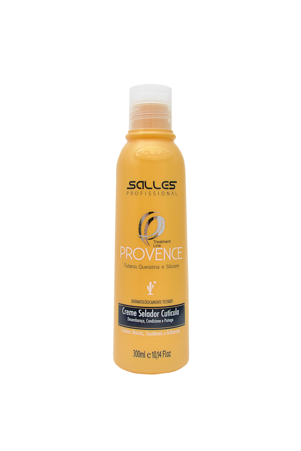 Creme Silicone Provence Salles Profissional 300ml