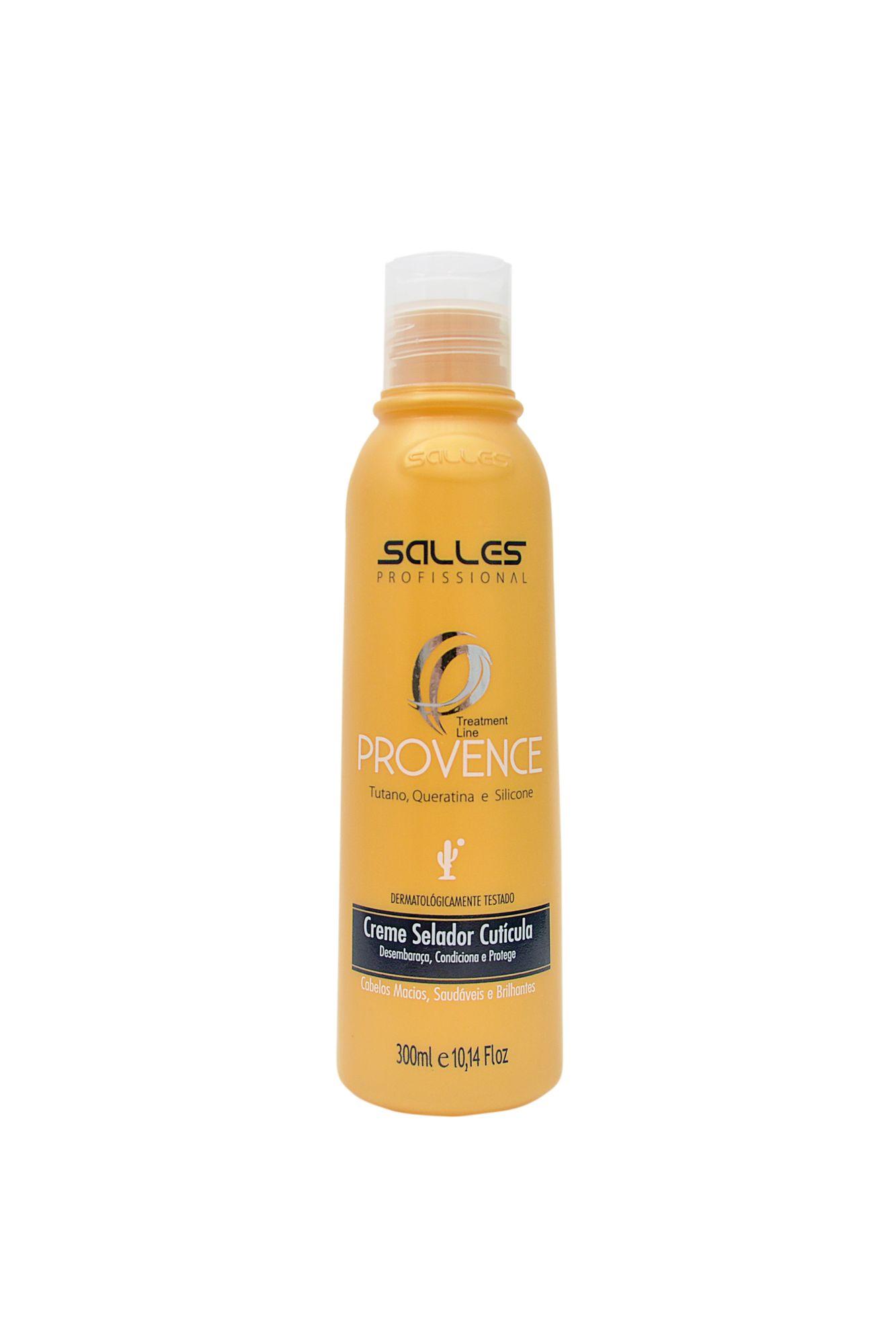 Creme Silicone Treat Line Provence Salles 300ml