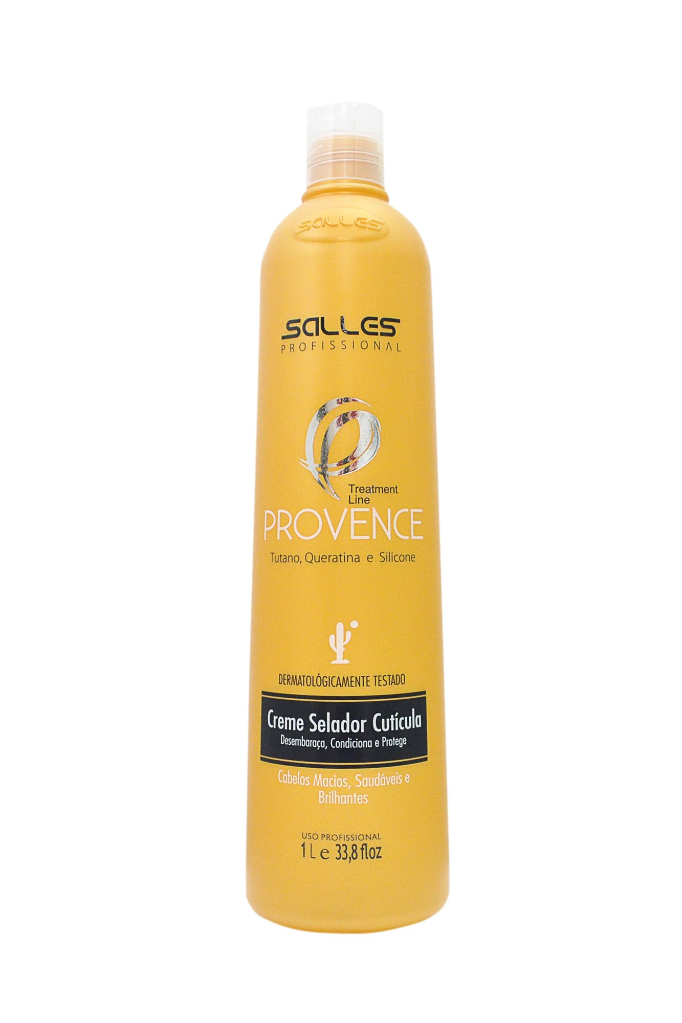 Creme Silicone Treat Line Provence Salles Pro 1lt