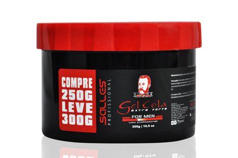 Gel Cola Extra Forte Salles Profissional 300gr