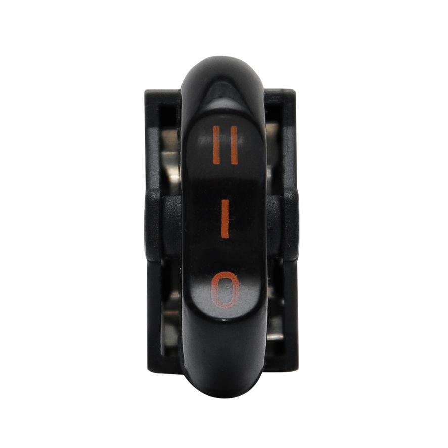 Kit 10 Chave Interruptor 10 A Secador Taiff Vermelho - Peça Original