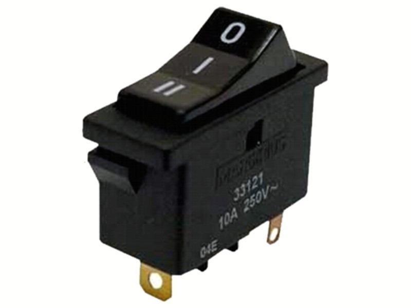 Kit 10 Chaves Interruptor Secador Cabelo Taiff 10a Original