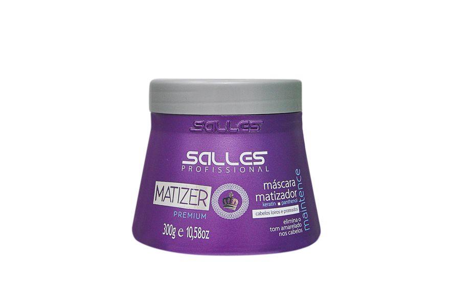 Máscara Matizer Premium Salles Profissional 300gr