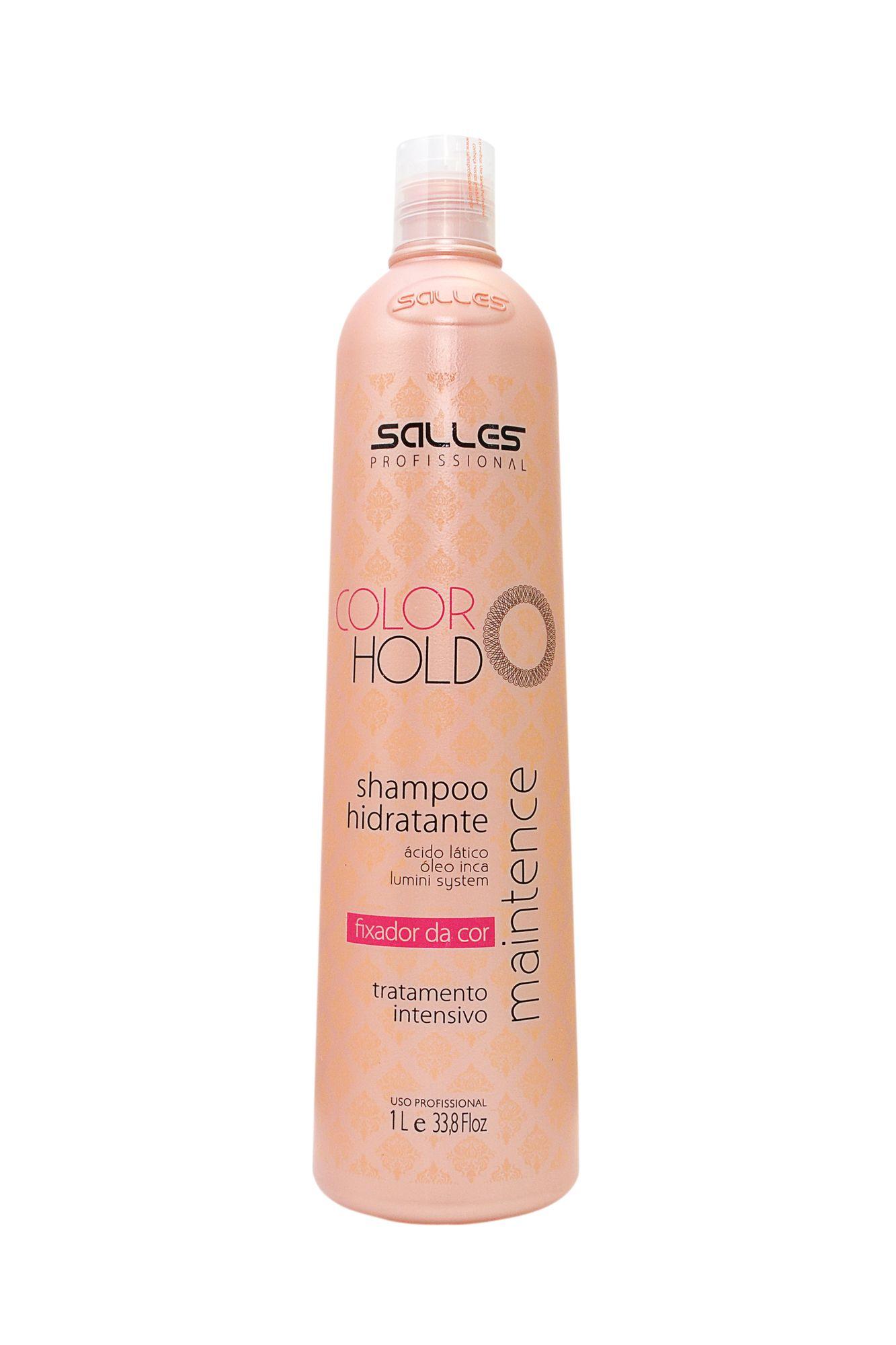 Shampoo Color Hold Salles Profissional 1lt