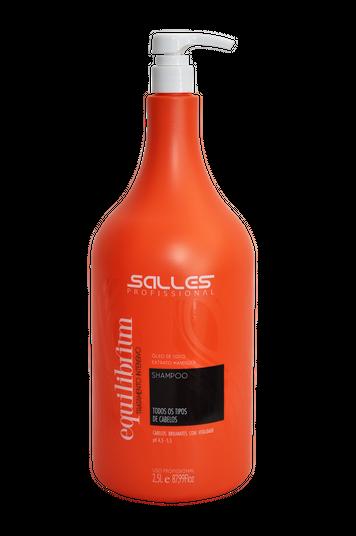 Shampoo Equilibrium Salles Profissional 2,5 L