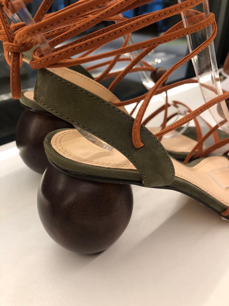 Sandália telinha
