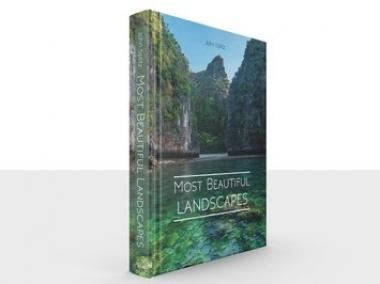 Caixa Livro Beautiful Landscapes