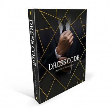 Caixa Livro Dress Code Man