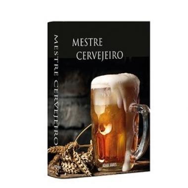 Caixa Livro Mestre Cervejeiro