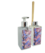 Kit Lavabo Chery Blossom 250ml