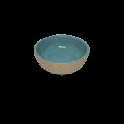 Mini Bowl Turquesa de Ceramica 03x09cm