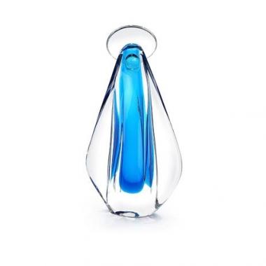 Nossa Senhora de Murano Azul 22cm