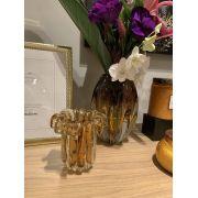 Vaso Fiori de Murano Ambar 13cm