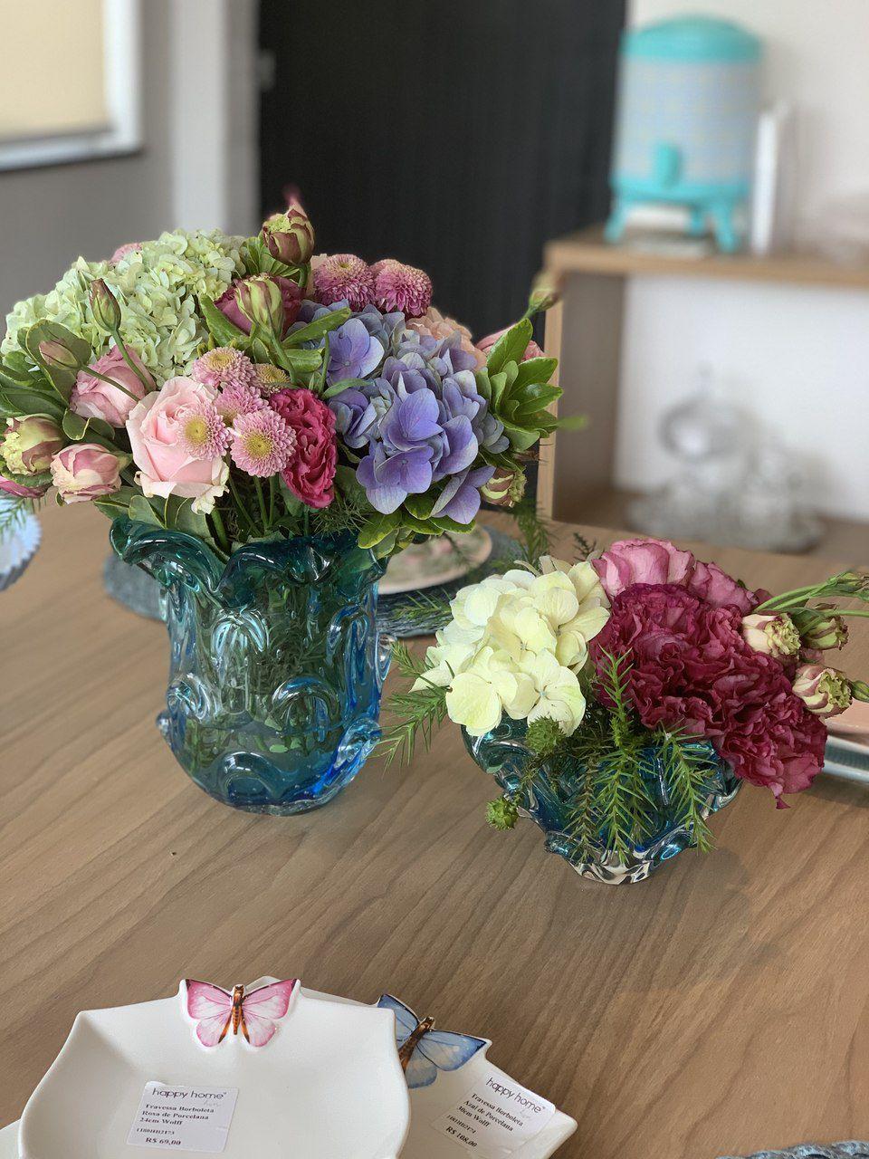 Arranjo de Flores Especial Dia das Mães M