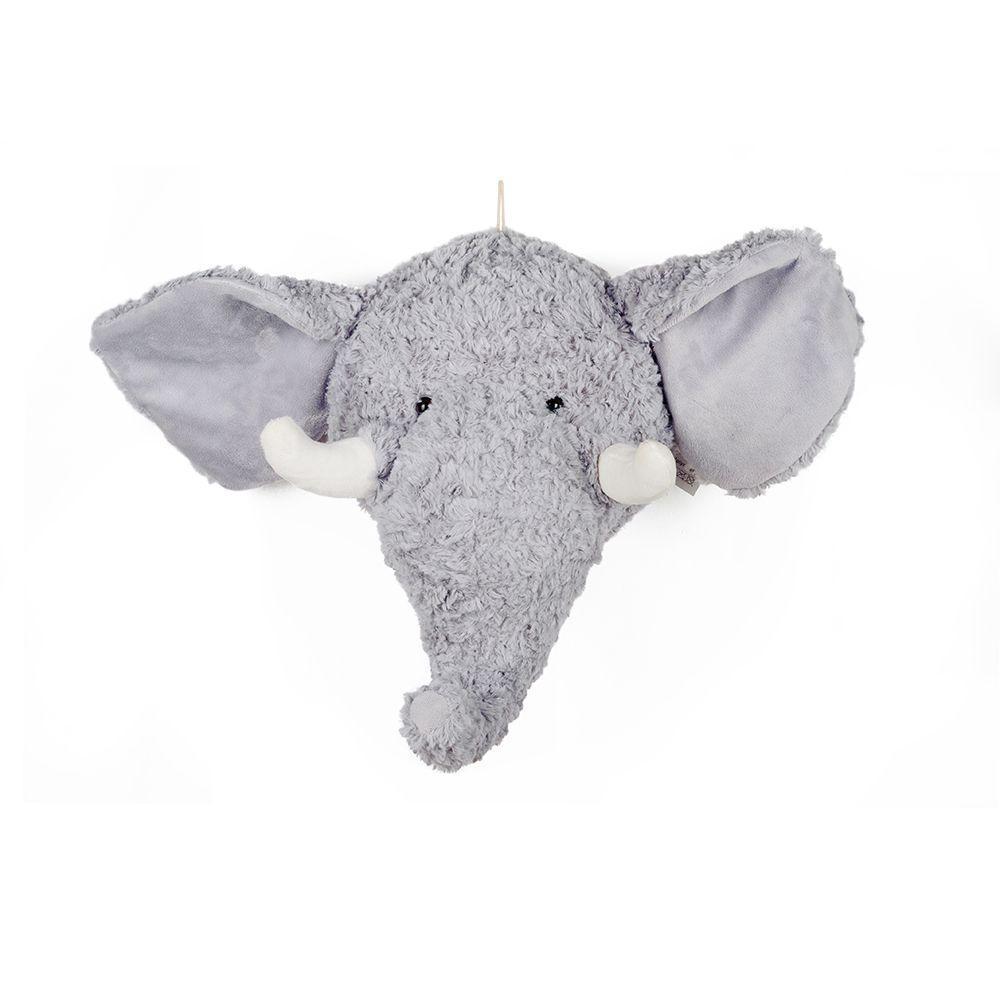 Cabeça de Elefante de Pelucia