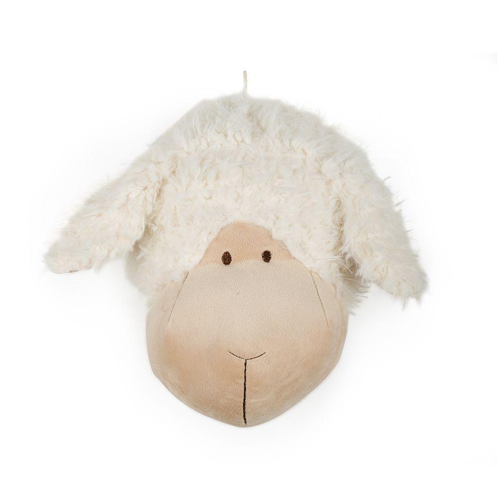 Cabeça de Ovelha de Pelucia