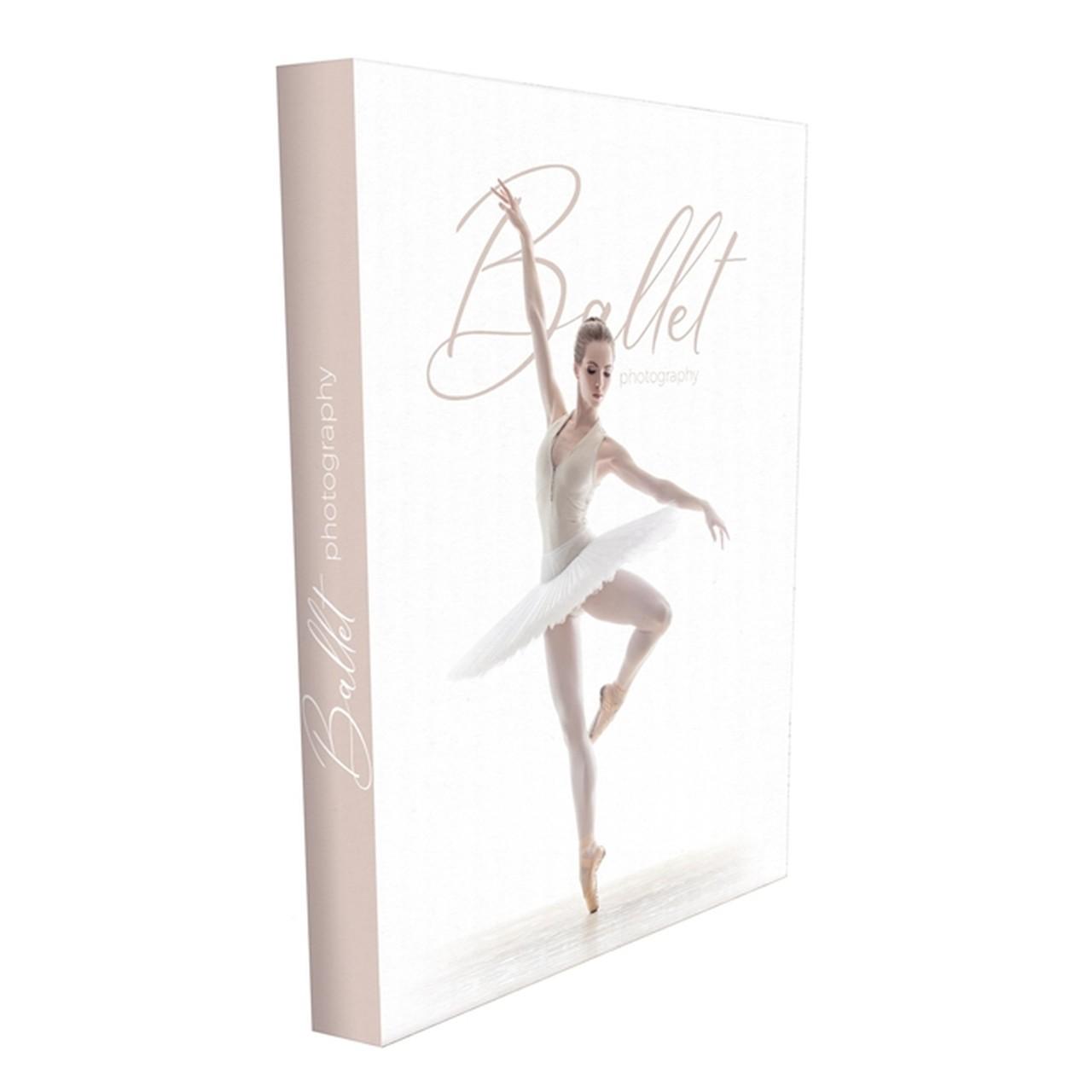 Caixa Livro Ballet Photografy