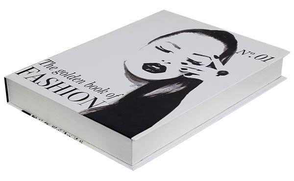 Caixa Livro Golden Book Of Fashion Vol. 01