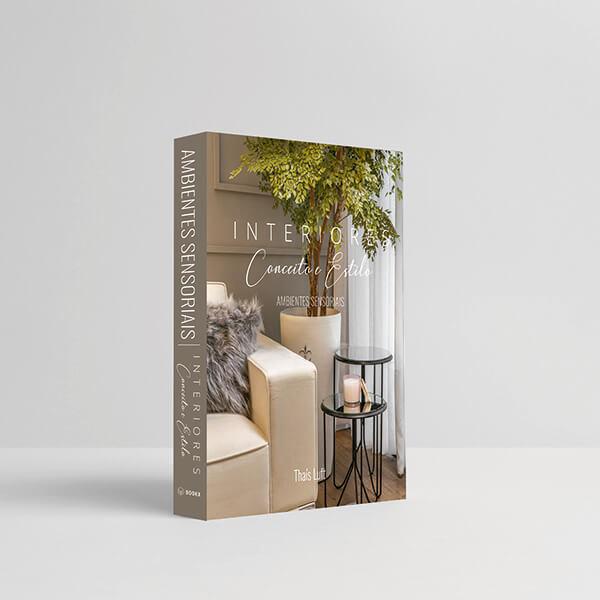 Caixa Livro Interiores Ambientes Sensoriais