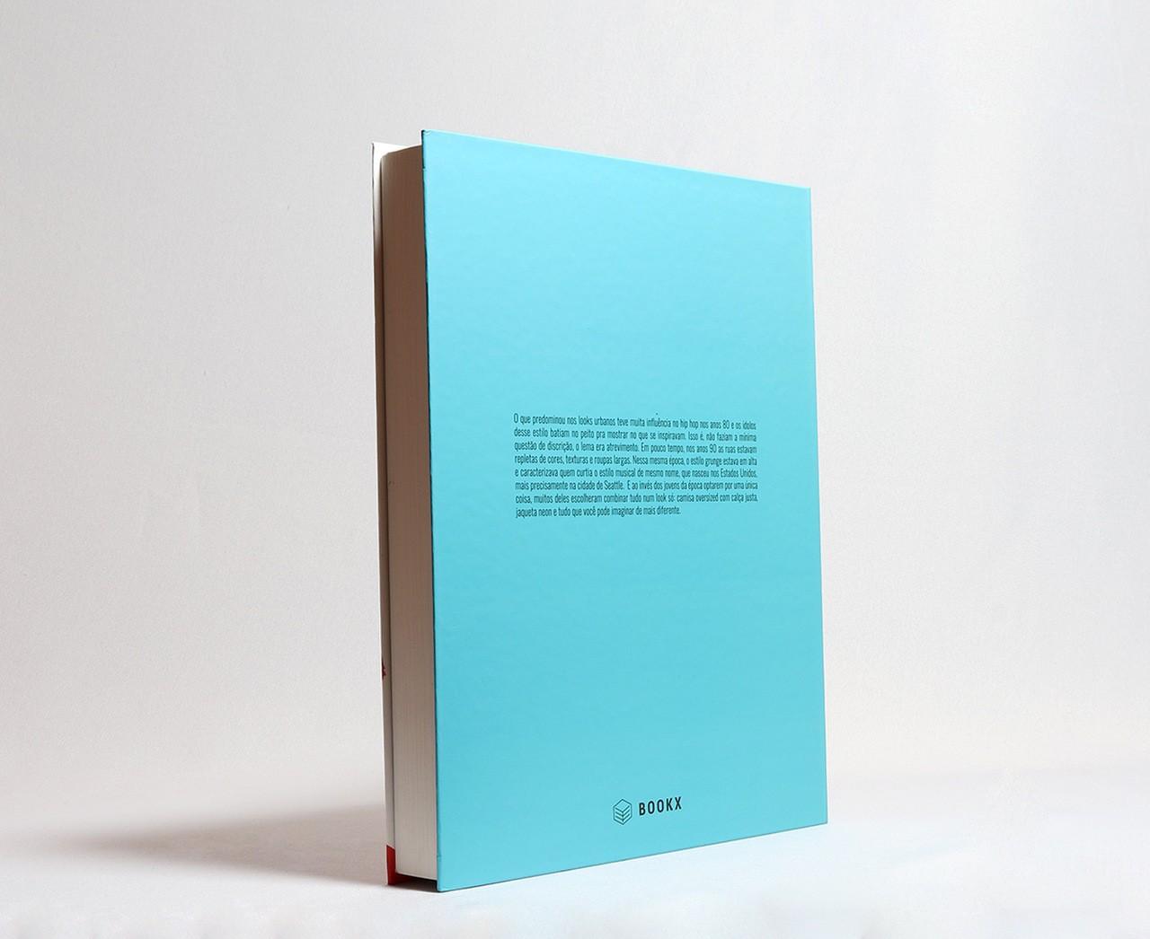 Caixa Livro Moda Urbana