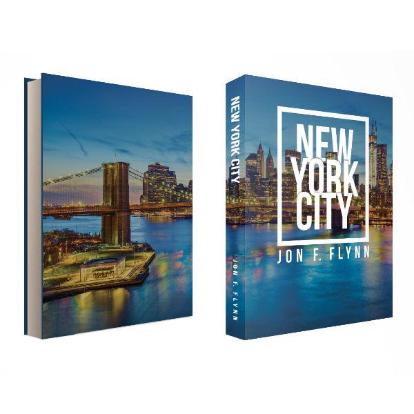 Caixa Livro New York City