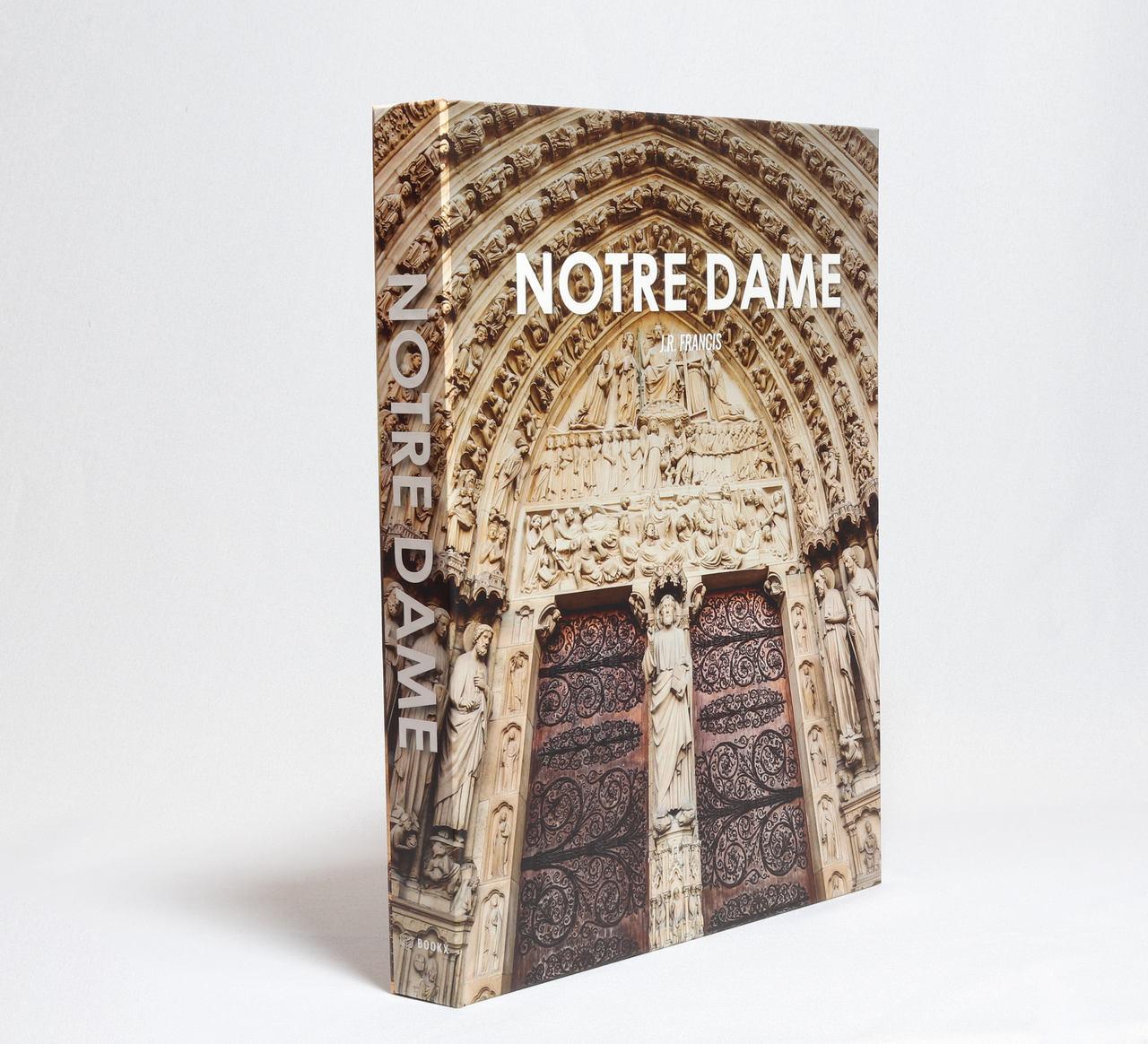 Caixa Livro Notre Dame