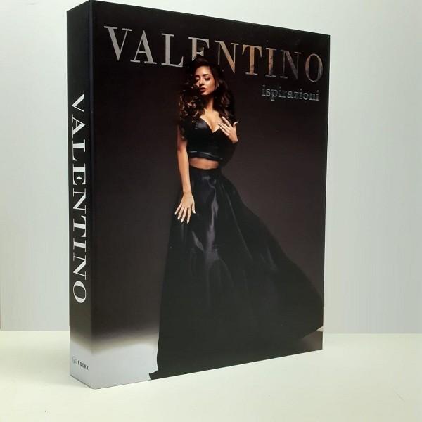 Caixa Livro Valentino Ispirazioni