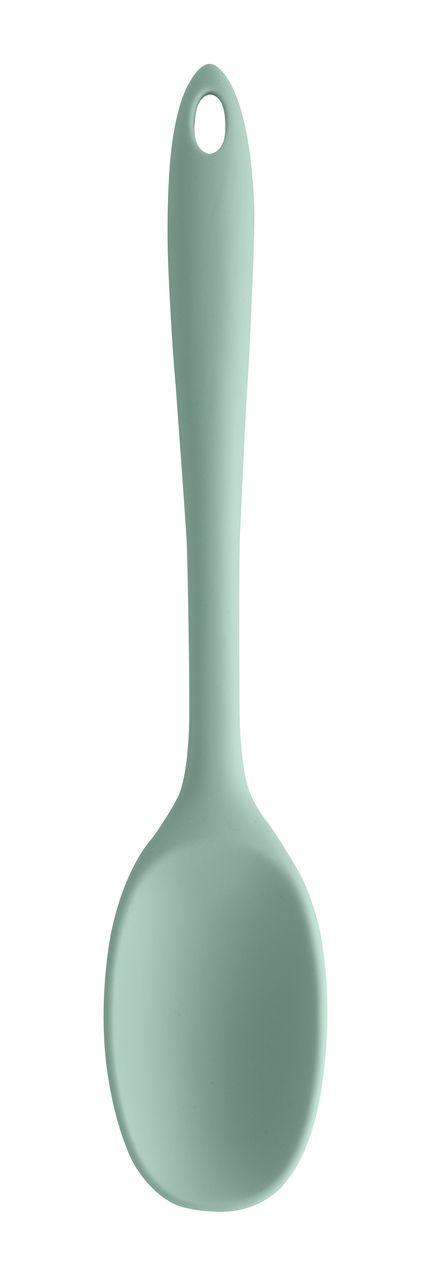 Colher de Silicone verde