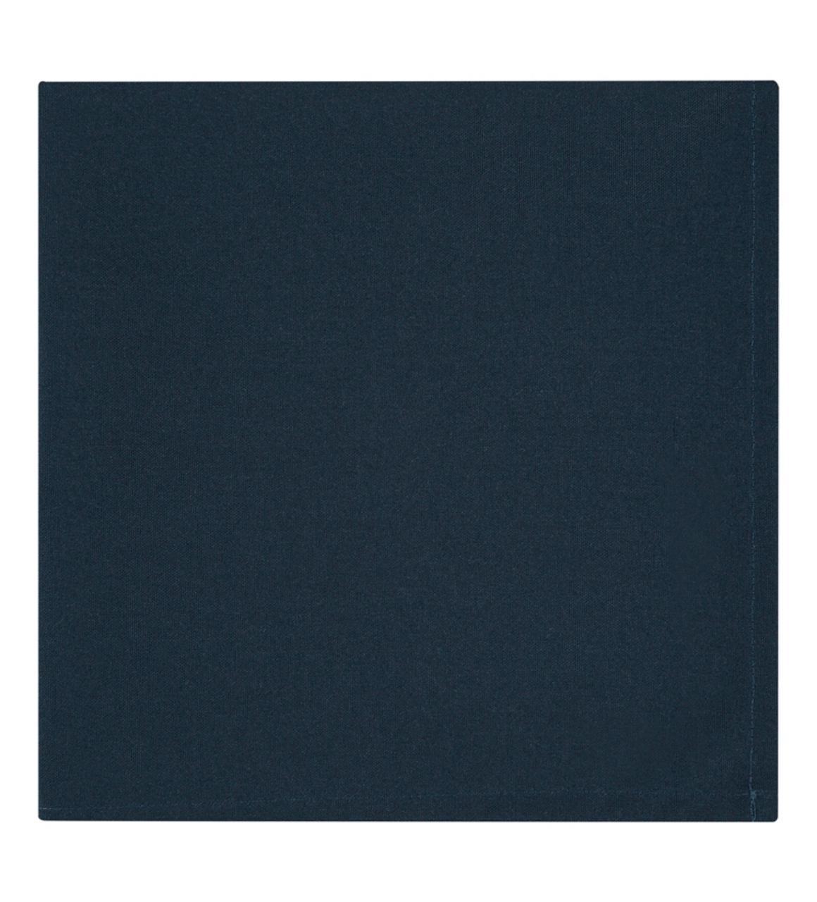 Jg 02 Guardanapos de Pano Azul Marinho 45x45cm
