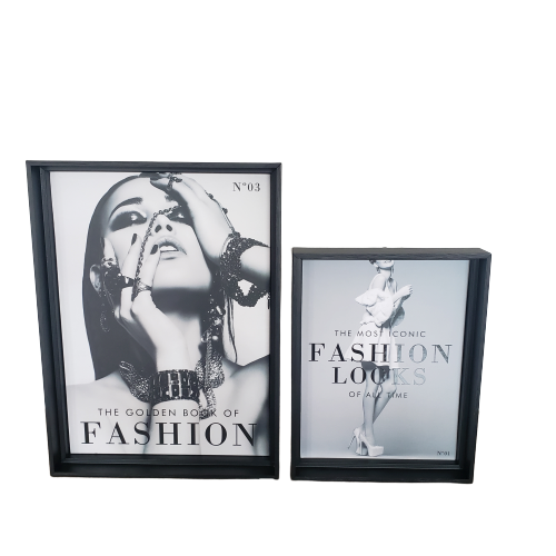 Jg 02 Quadros Golden Book of Fashion