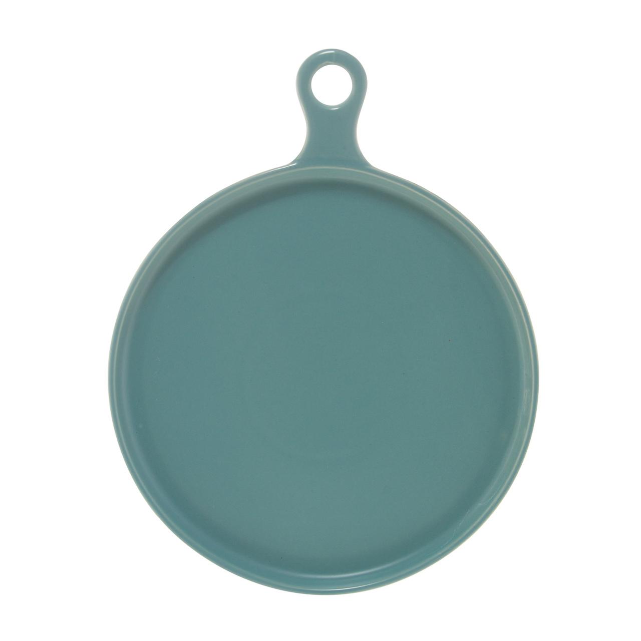 Jg 02 Travessas de Porcelana Nordica Verde Menta
