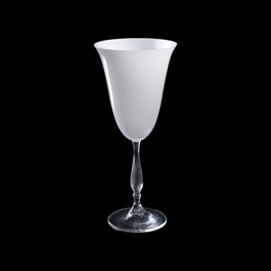 Jg 06 Taças Brancas Bohemia