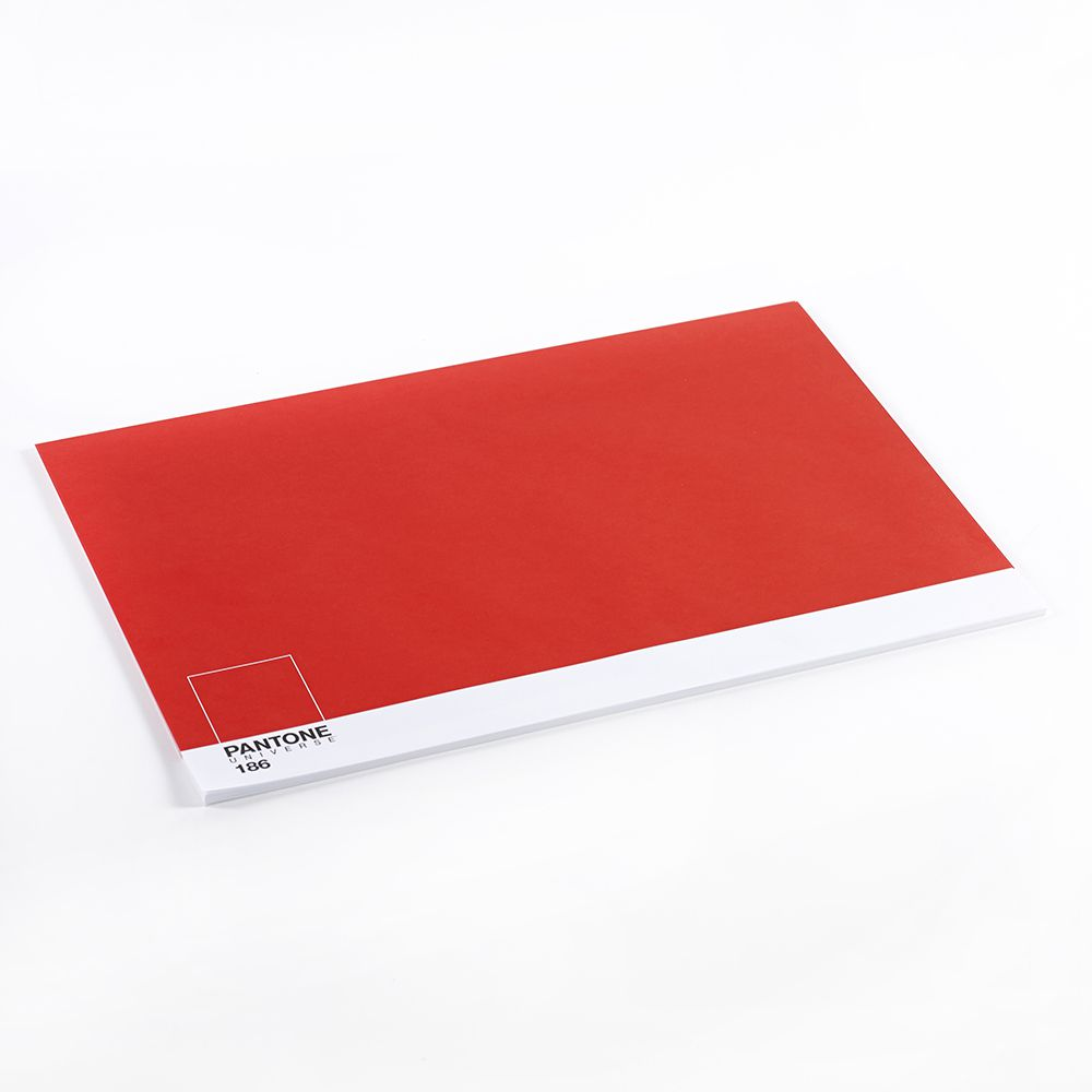 Jg Americano Pantone Vermelho 50 folhas