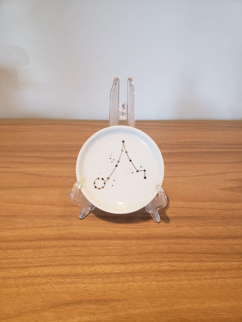 Porta jóias Signo - Constelação Peixes