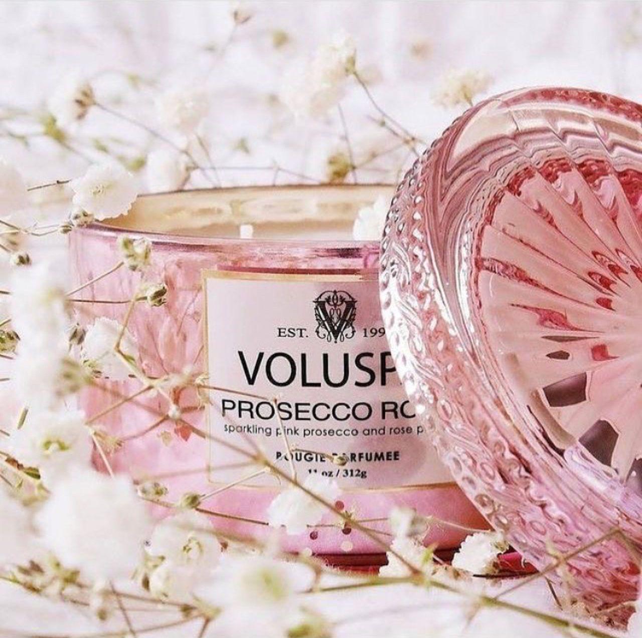 Vela Voluspa Pote Prosecco Rose 60H