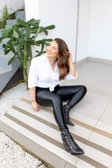 Legging Cirré Black