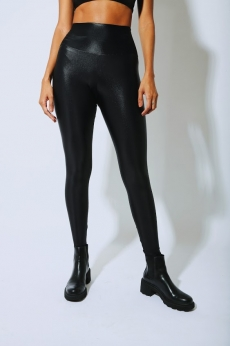 Legging Cirré Black