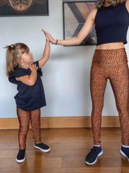 Legging Infantil Baby Onça