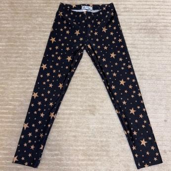 Legging Infantil Golden Stars