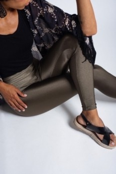 Legging Lycra Jacaré