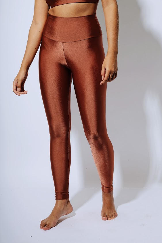 Legging Lycra Bronze