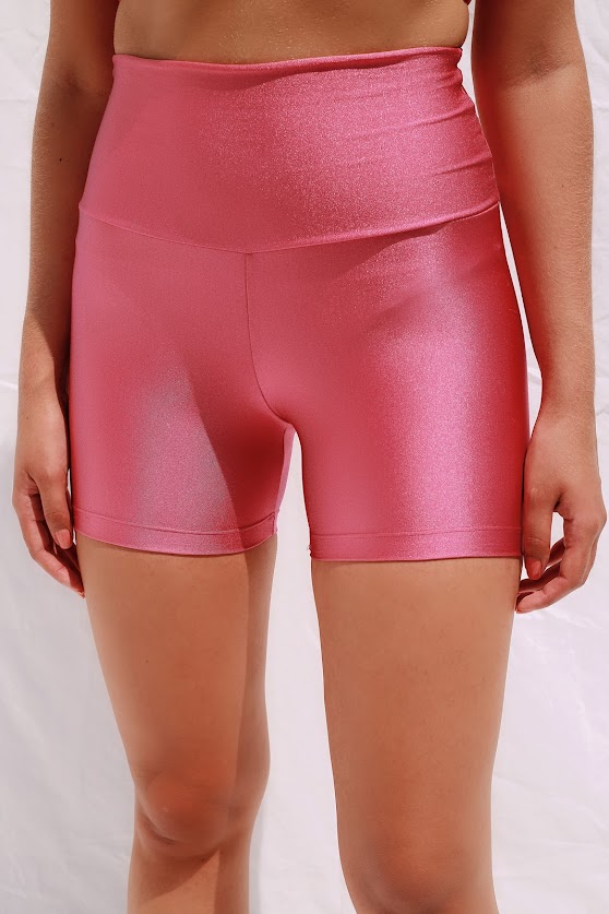 Shorts Curto Lycra Cupcake