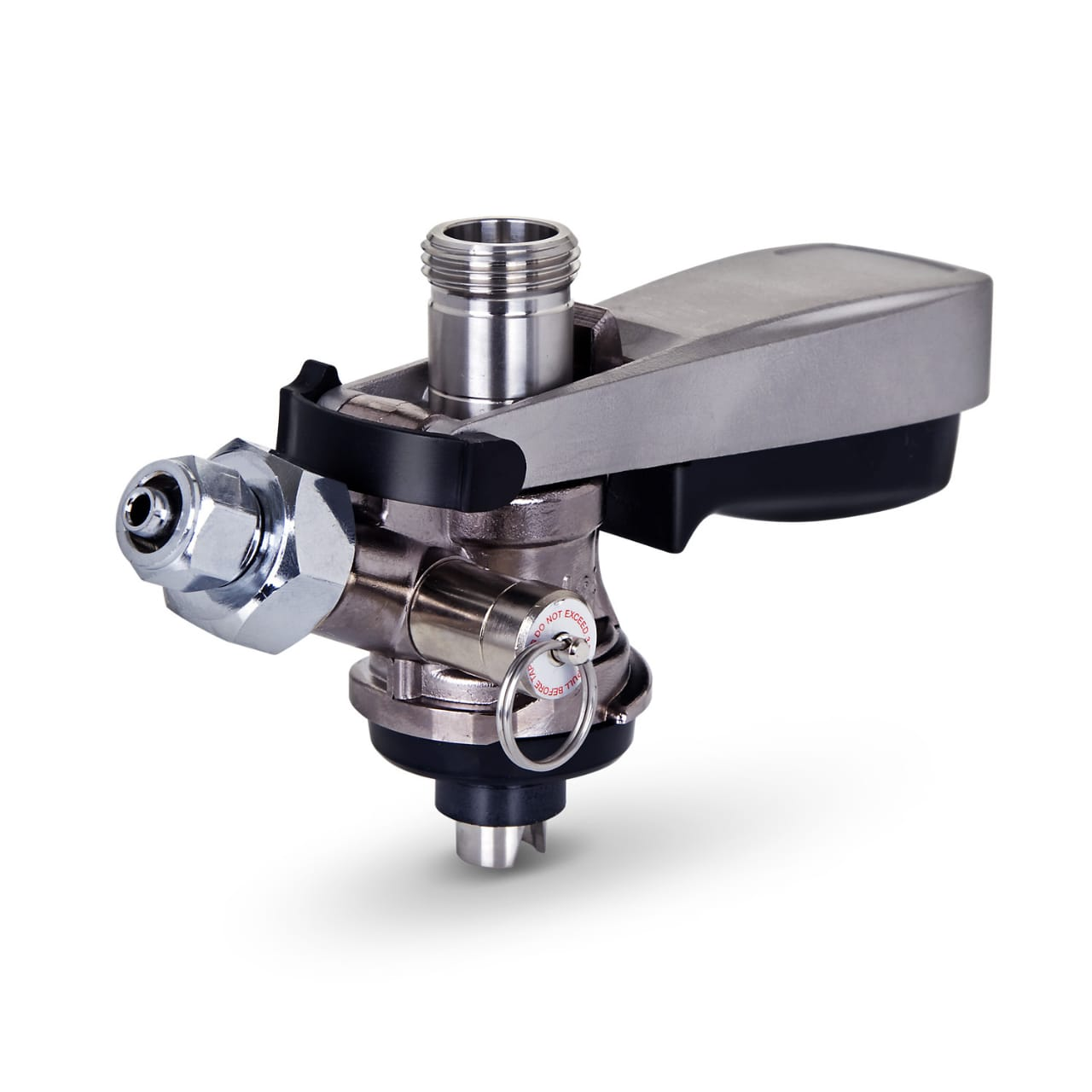"""Kit Extração Montado Válvula Extratora P/CO2 Com Mangueira e Conexões 5/8"""""""