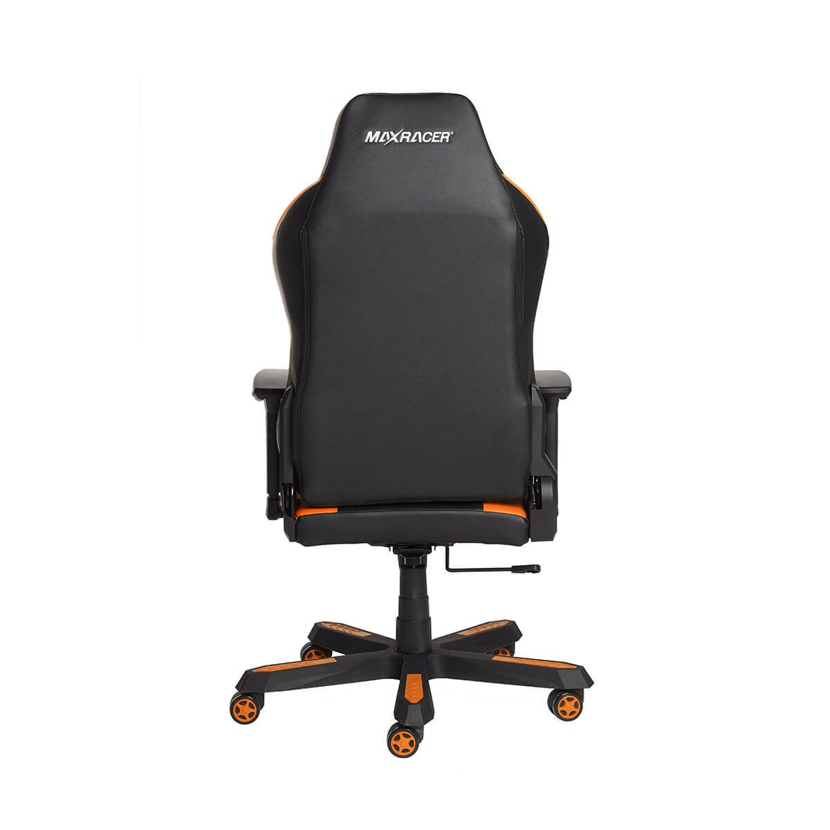 Cadeira Gamer MaxRacer Profissional Bomber Laranja