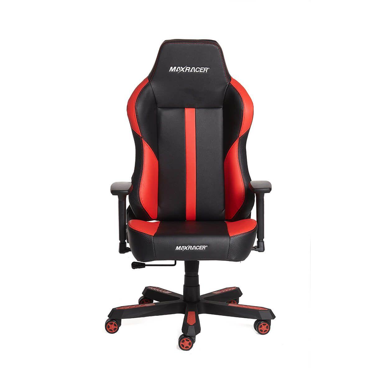 Cadeira Gamer MaxRacer Bomber