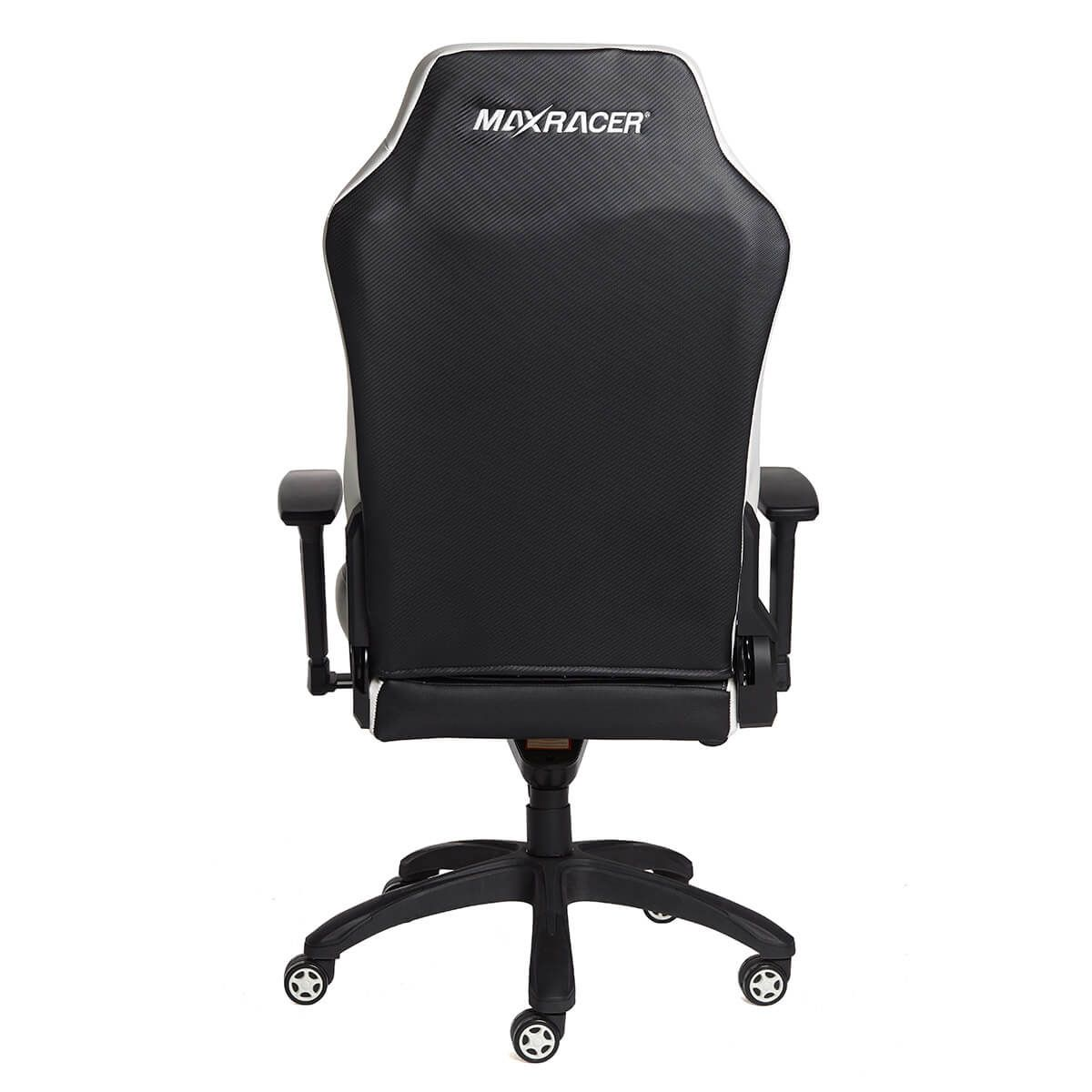 Cadeira Gamer MaxRacer Profissional Bunker Branca